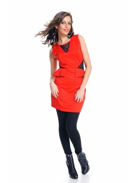 Rochie Mira Red
