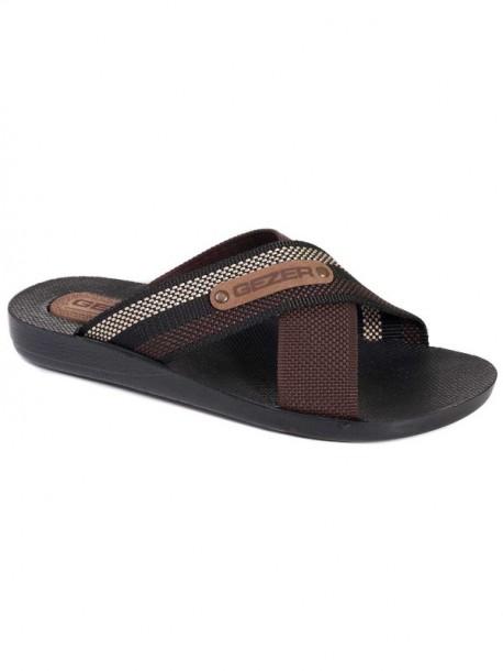Pantofi pentru bărbați Gezer - maro