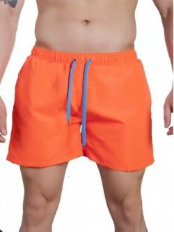 Pantaloni pentru barbati portocaliu