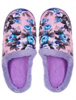 Papuci de casa pentru doamne – violet