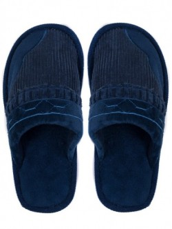 Pantofi de barbati caldurosi - albastri