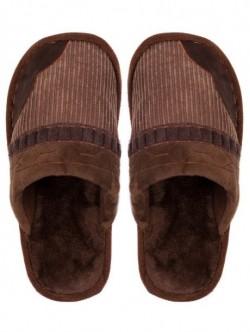 Pantofi de barbati caldurosi - maro