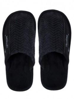 Pantofi de casa pentru barbati - culoare negru