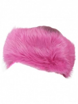 Sapca din piele pentru femei culoare – roz