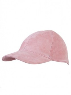 Sapca din velur - roz