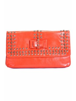 Clutch Sceleton Orange