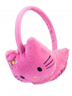 Аparatori pentru urechi Kity - culoare roz