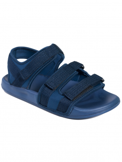 Sandale de vară bărbătești, culoare albastră