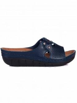 Papuci de damă cu platformă medie