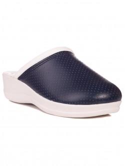 Papuci medicală albastră