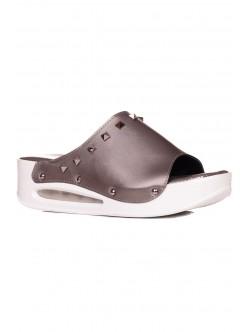 Papuci de damă ortopedice în gri
