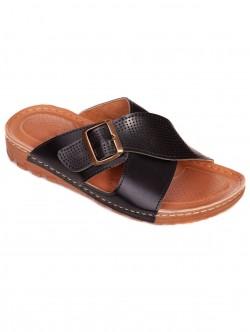 Papuci pentru bărbați negri