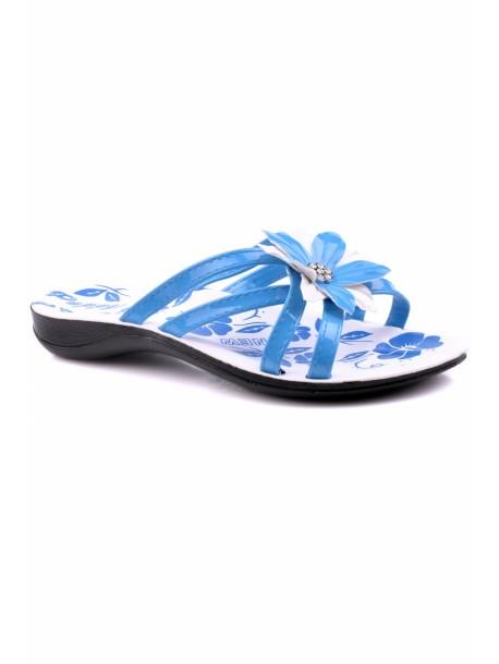 Papuci Popi albastri
