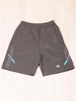 Pantaloni scurți Bermuda pentru bărbați în culoare grafit