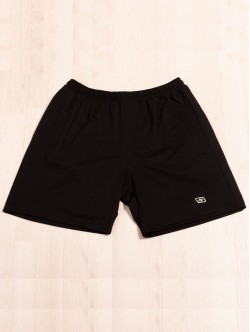 Pantaloni scurți de bărbați - negru