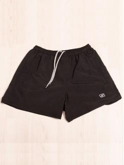 Pantaloni scurți de plajă în negru