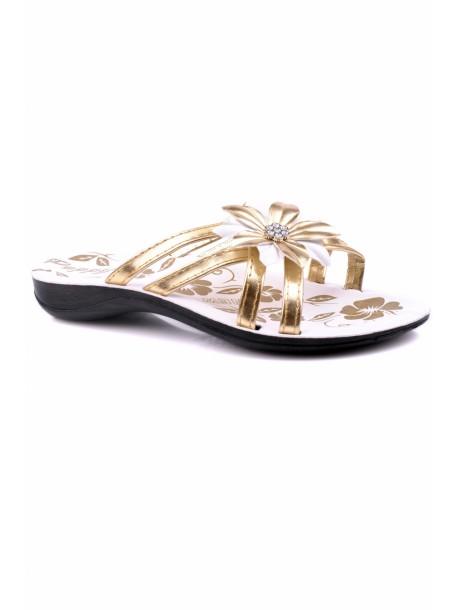Papuci Popi aurii