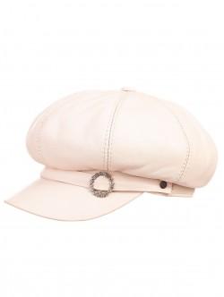 Șapcă de damă albă