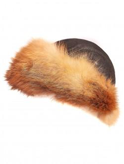 Pălărie de vulpe pentru femei