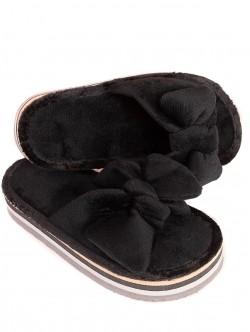 Papuci de casă - negri