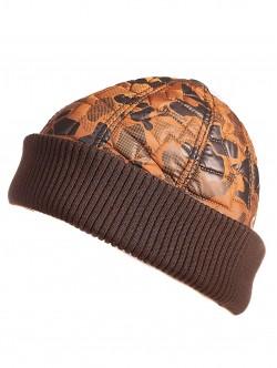 Camuflaj pălărie de iarnă
