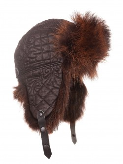 Pălărie de iarnă pentru copii - căști de urechi