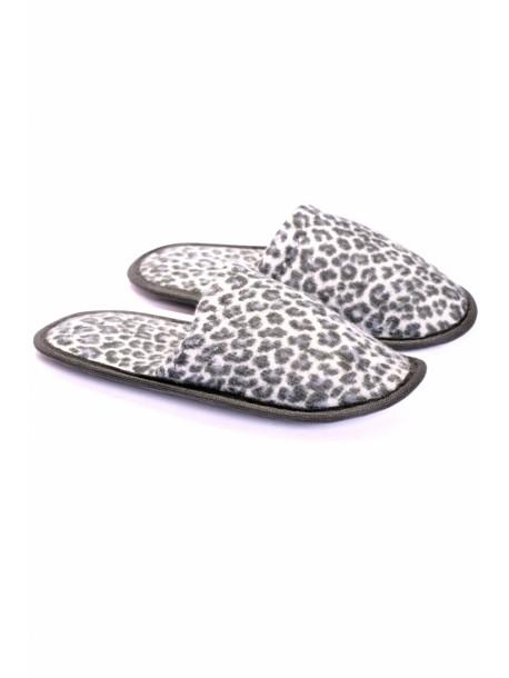 Papuci de dama Lili leopard
