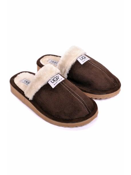 Papuci Steli maro