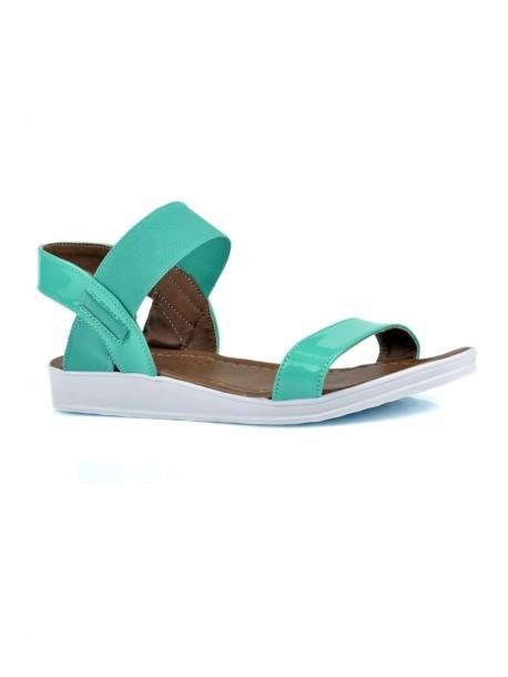 Sandale Melisa verde