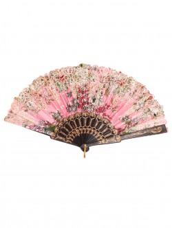 Evantai de vară în roz