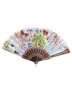 Evantai de vară în turcoaz