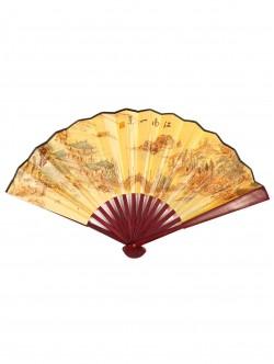 Evantai de vară cu motive chinezești