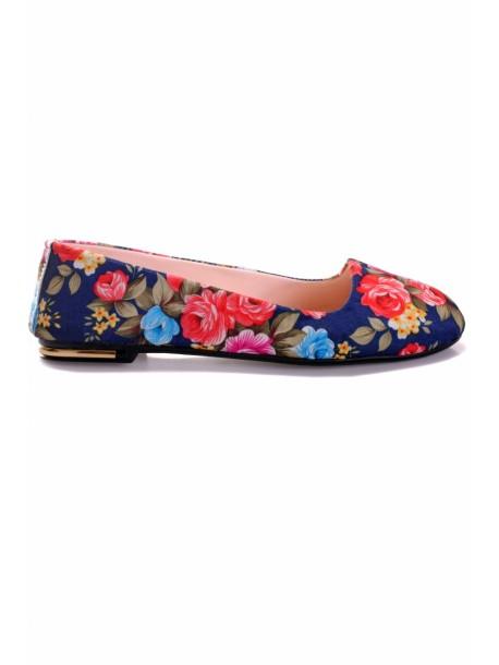 Pantofi albastri Maya