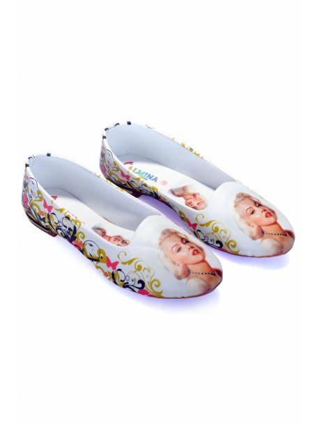 Pantofi Merelin Monroe