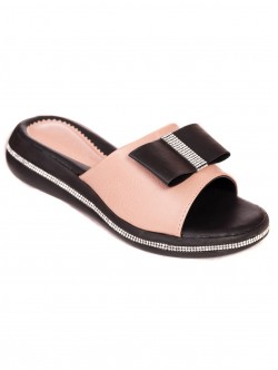 Papuci cu panglică - pulbere