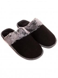 Papuci barbati negri