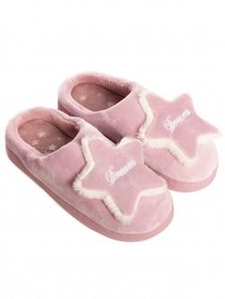 Papuci de damă roz Dream