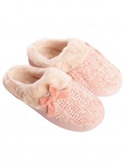 Papuci de dama tricotati