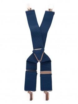 Bretele pentru pantaloni - albastru