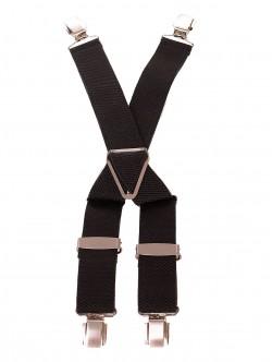 Bretele pentru pantaloni - negri