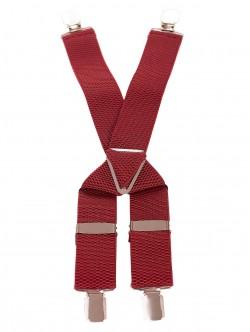 Bretele pentru pantaloni - roșii