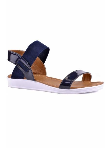 Sandale Melisa albastre