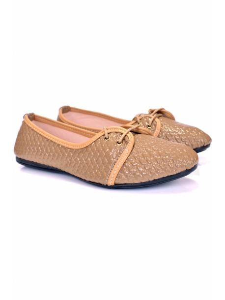 Pantofi Graisy bej