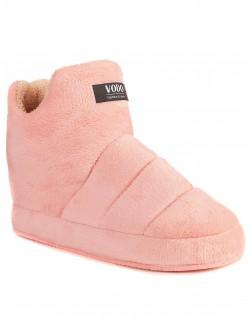 Cizme roz de acasă