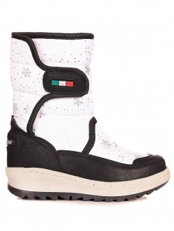Cizme pentru zapada- alb