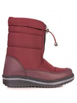 Cizme pentru zapada- roșu