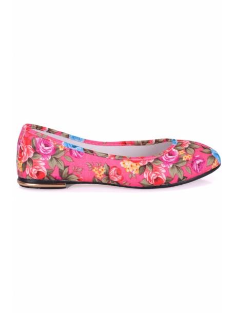 Pantofi Natali roz