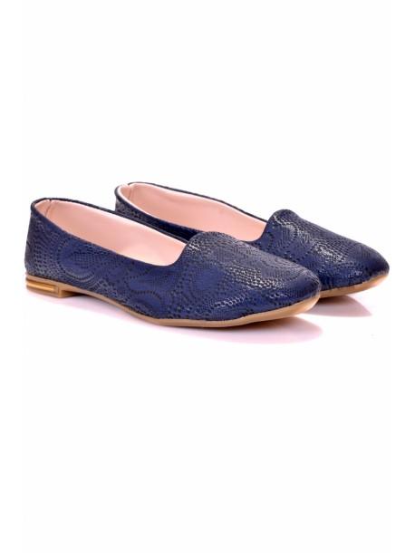 Pantofi Zaki albastri