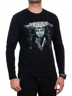 Bluză bărbătească cu mânecă lungă Viking