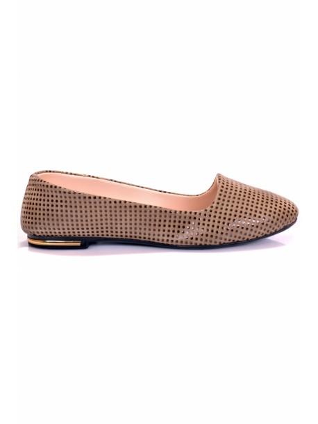 Pantofi Nuri bej